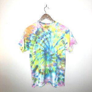 Taylor Swift Custom Tie Dye Release Week T-Shirt